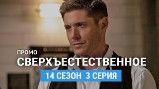 Сверхъестественное 14 сезон 3 серия Промо (Русская Озвучка)