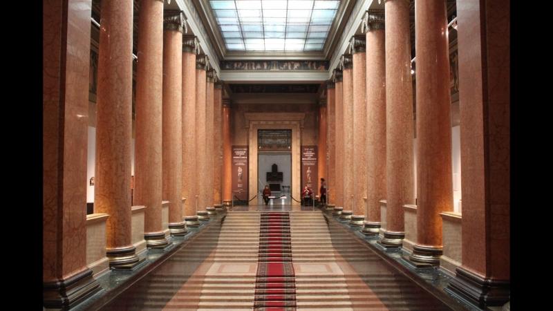 Глаз Божий 1 серия Пушкинский музей