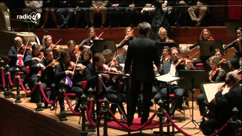 Brahms Eerste symfonie in c, op. 68 - Radio Filharmonisch Orkest - Edward Gardner - Live concert