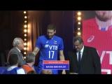 VNL Волейбольная Лига Наций - MVP Максим Михайлов