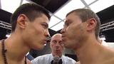 17 летный Узбекский боксер за 16 секунд Нокаутировал Соперника