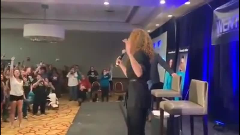 Danielle Cormack WentworthCon Happy motherfucking pride! pridemonth