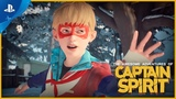 The Awesome Adventures of Captain Spirit - Launch Trailer PS4