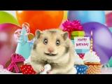Поздравление С Днём Рождения Вероника!_HD.mp4