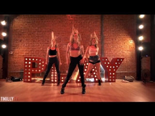 Christina Aguilera - DIRRTY - Choreography by Marissa Heart