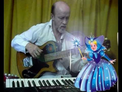 Золушка Cinderella composer and performer Vladimir Krylov