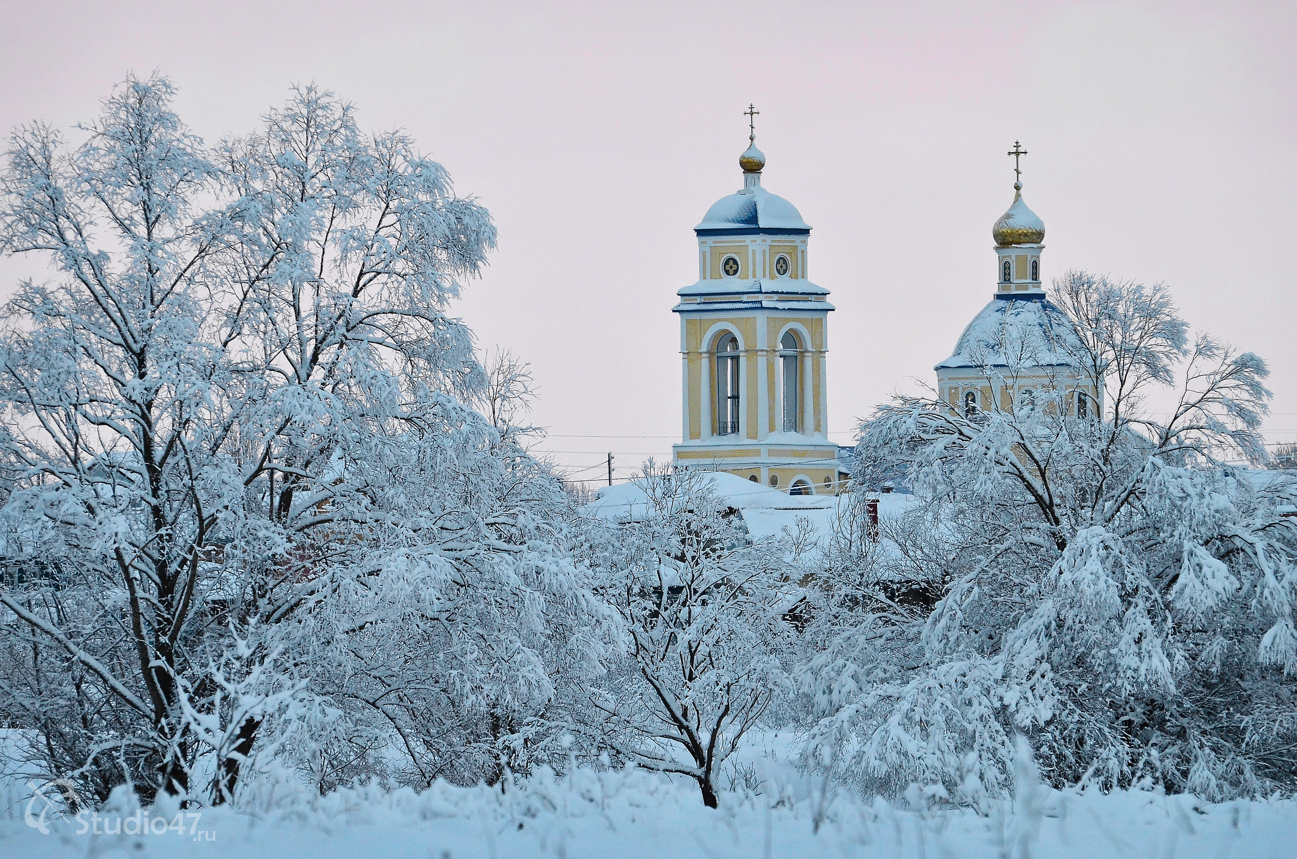 Казанский храм Борисоглебска
