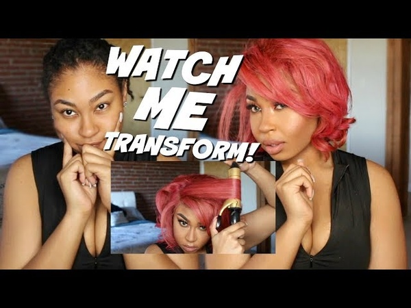 WATCH ME TRANSFORMS AND CATFISH FT MARCHQUEEN HAIR