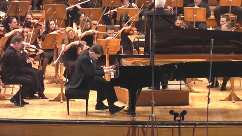 Rachmaninoff Concerto N. 2 - II. Adagio sostenuto (2/2)