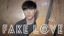 BTS (방탄소년단) - FAKE LOVE - Guitar Cover