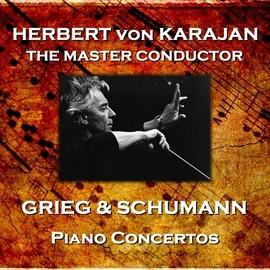 Edvard Grieg альбом Grieg & Schumann - Piano Concertos