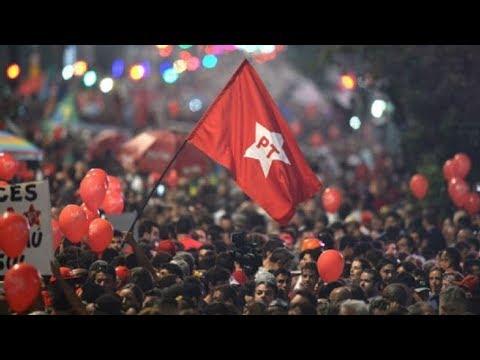 AOVIVO | Ato Político da Frente Nacional em Defesa da Democracia e Por Lula Livre