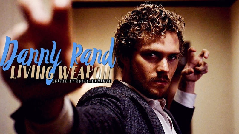 Danny Rand || LIVING WEAPON {ironfist}