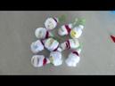 Новогодняя игрушка из капсулы шоколада Киндер Сюрприз