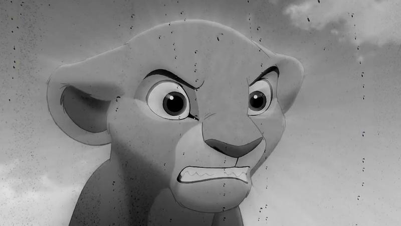 Я сошла с ума - Король Лев (Киара, Витани)