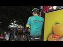 La Vuelta Etapa 12 Control de Firmas salida Mondoñedo