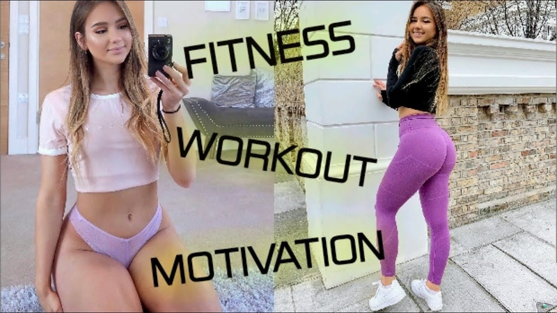 Isabela Fernandez - Brirtish Fitness Instagram Model Workout| Motivation Video