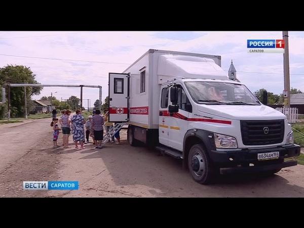 Ремонт фельдшерско-акушерских пунктов идет в регионе