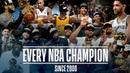 Every NBA Champion Since the 2000 Season NBANews NBA