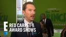 Benedict Cumberbatch Reveals What Turns Him Into a Grinch | E! Red Carpet Award Shows
