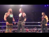 The Undertaker showed the ultimate sign of respect to Braun Strowman &amp Roman Reigns! WWE MSG