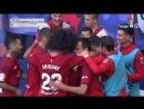 CA Осасуна - Кордова CF, 3-1, гол Роберто Торреса со штрафного