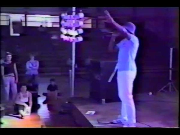 LL Cool J 1985 Live in Maine