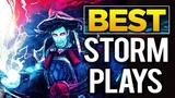 BEST Storm Spirit Plays of The International 2018 - Dota 2