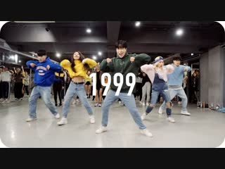 1Million dance studio 1999 - Charli XCX & Troye Sivan / Hyojin Choi Choreography