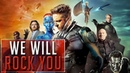X-Men - We Will Rock You (Marvel Tribute)