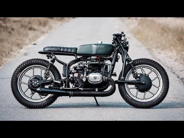 Custom URAL Motorcycle from K-Speed