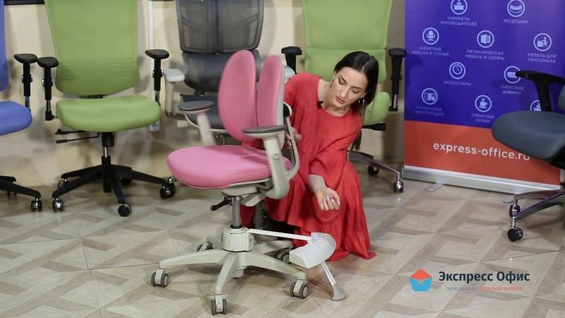 Обзор ортопедического детского кресла Kids Sponge ai-50 производства Южной Кореи
