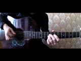 Как играть тему из игры The Last of Us на гитаре Табулатура _ Уроки гитары от Pl