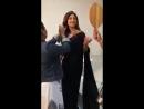 Shilpa Shetty Kundra Instagram live video __ Make up time __