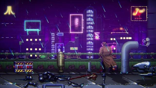 Pixel Cyberpunk