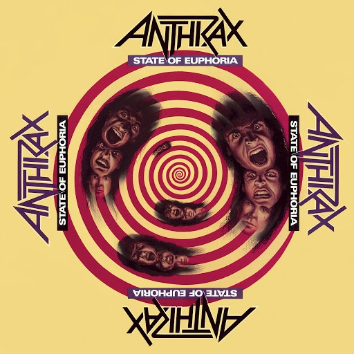 Anthrax альбом State Of Euphoria (30th Anniversary Edition)