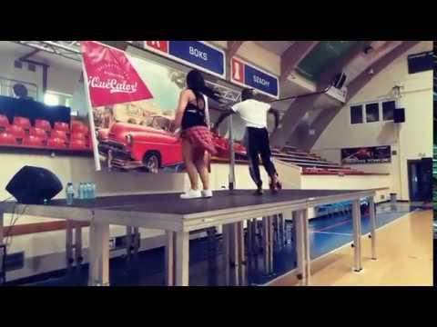 Ivancito Camaguey - Salsa con Afro - Que Calor Salsa Festival 2018