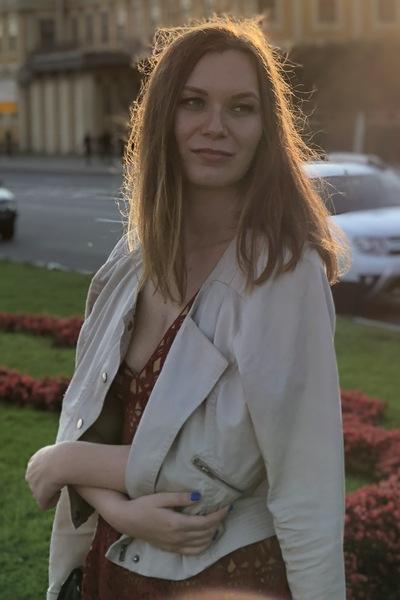 Оля Деюшина