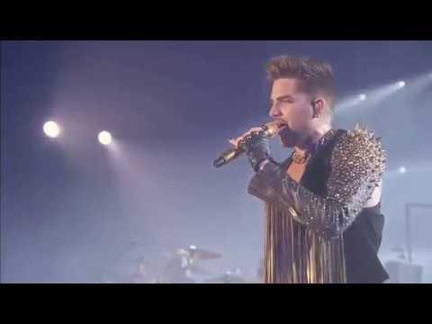 Queen Adam Lambert Seven Seas of Rhye and Killer Queen Live in Tokyo 2014