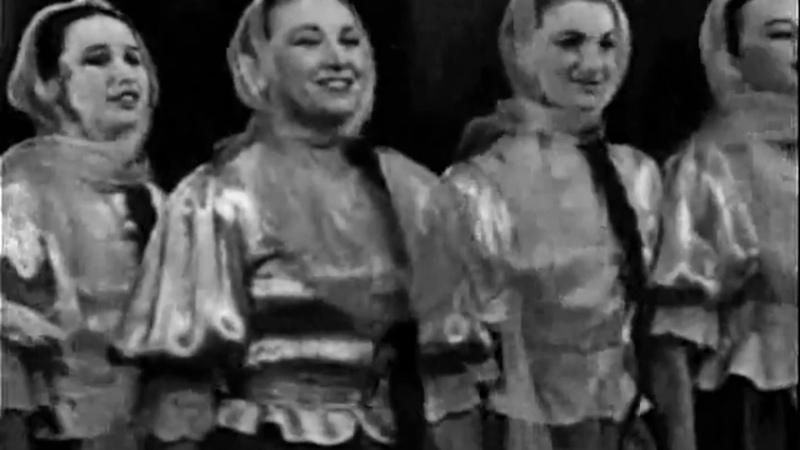 Ой цветет калина в поле у ручья. Ансамбль Березка. Надеждина. Beriozka. Exelent Russian Song Dance
