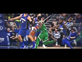 Kyrie Irving - HANDLES  FOOTWORK (2018 Celtics Highlights)