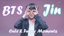 BTS Jin Cute and Funny Moments [M]