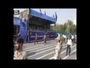 Iran terror attack on military parade in city of Ahwaz ایران حمله تروریستی به رژه, اهواز