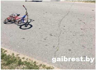 Жабинковский район: 6-летняя девочка попала под колесо МАЗа