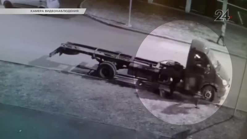 Двое жителей Казани признались в совершении серии краж автомобильных аккумуляторов
