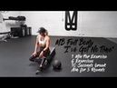 FULL BODY CALORIE TORCHING NO TIME WORKOUT - STEP BENCH BALL