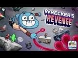 Gumball Wrecker's Revenge - All of Elmore has been Zapped into the Void (Cartoon Network Games)