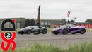 McLaren 720S v Huracan Performante | BOTB Drag Race