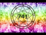 741 HZ- CLEANSE INFECTIONS, VIRUS, BACTERIA, FUNGAL- DISSOLVE TOXINS &amp ELECTROMAGNETIC RADATIONS
