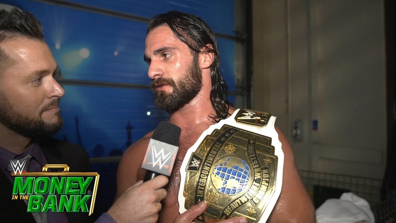 Seth Rollins left no doubt about why he's Intercontinental Champion: WWE Exclusive, June 17, 2018